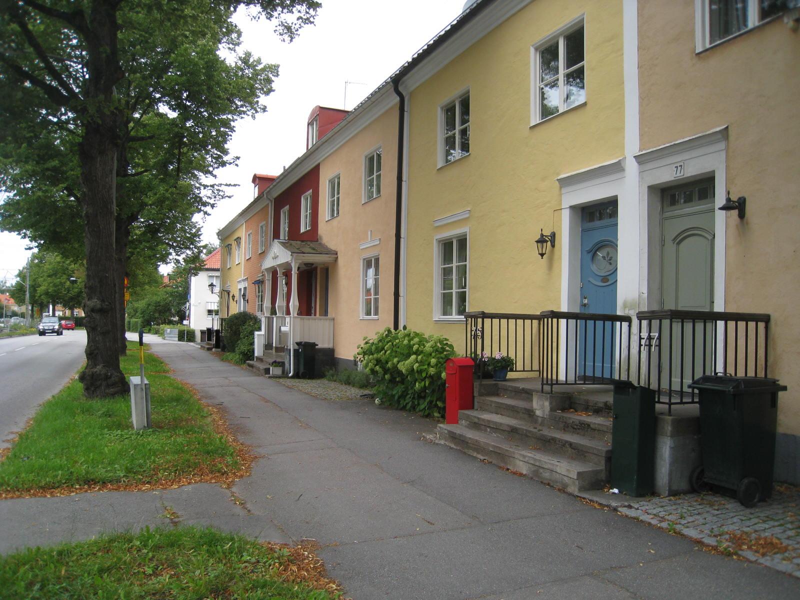 Det Nya Stockholm Västra delen