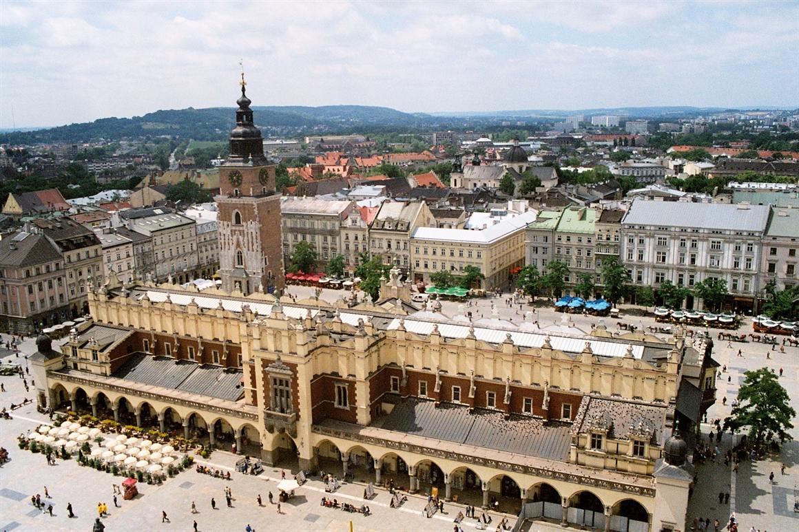 Krakow & Warszawa