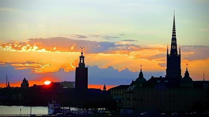 Det Nya Stockholm Södra delen